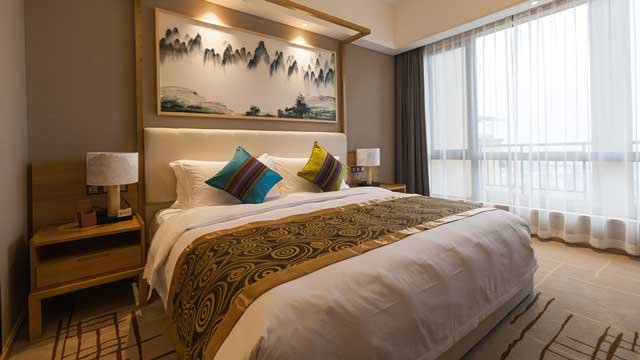 桂林罗山湖戴斯温泉度假酒店